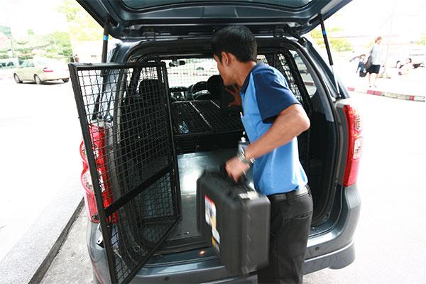 Blue SWAP | บริการขนส่งและหมุนเวียนสื่อบันทึกข้อมูลคอมพิวเตอร์